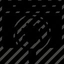 browser hijacker, malware scanning, virus protection, virus scan, web crawler icon