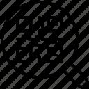 matrix barcode, qr code, qr code generator, qr reader, qr scanner icon
