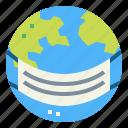 corona, covid, earth, mask, protection, virus, world