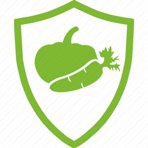 agricultural, flat, plants, protection, vegetables icon