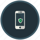 antyvirus, mobile, protection, safe, security icon