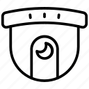 design, logo, moon, protection, shape, style icon