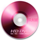 hd, dvd, ram icon