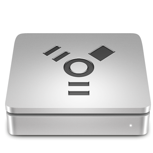 aluport, firewire icon