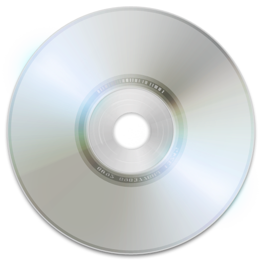 blank, cd, disc, dvd icon