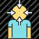 disorder, mood, mood disorder icon
