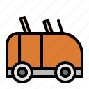 car, public transport, traffic, transportation, travelling, vehicle icon