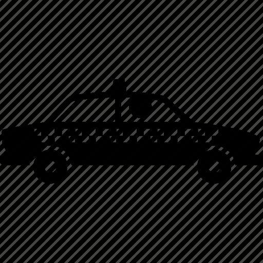 cab, taxi icon