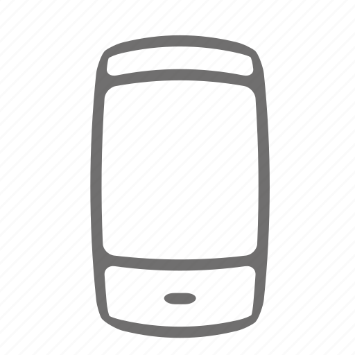 smartphone, telephone icon
