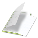 documents, vert