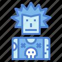 avatar, profile, punk, user