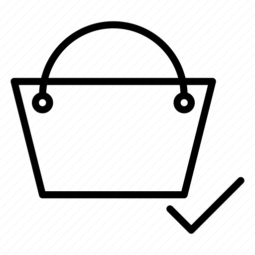bag, buy, buying, purchase, shopping bag icon