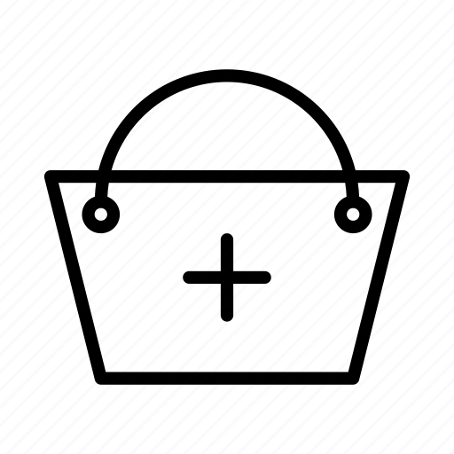 add, bag, buy, buying, new, purchase, shopping bag icon
