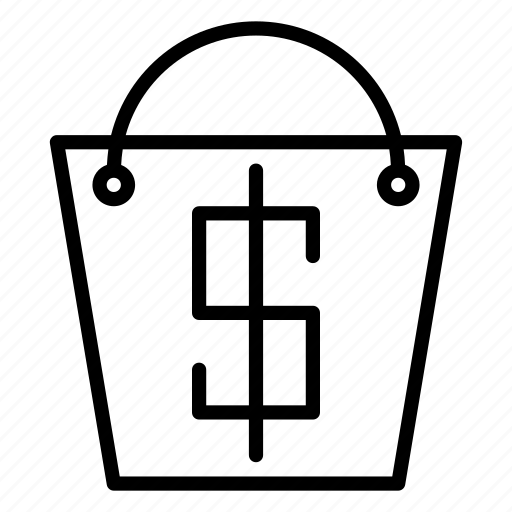 purchase, sale, shopping, shopping bag, sold icon