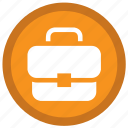 bag, brifcase, carrier, carry, suit, transport, travel icon
