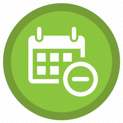 calender, cancel, clock, close, reminder, time, wait icon