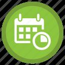 alarm, alert, calender, clock, event, reminder, timer icon