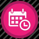 clock, date, timer, alarm, alert, stopwatch, wait