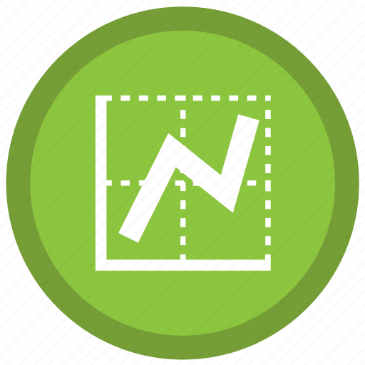 analysis, creative, graph, line, report, stats, trends icon