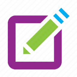 draw, pen, tab, touchpad icon