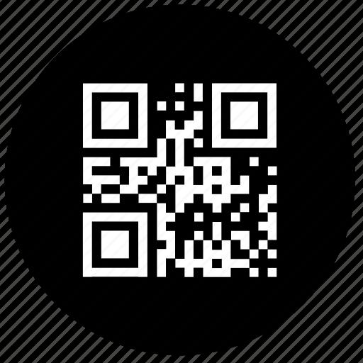 code, dot, qr, quick, response, scan icon