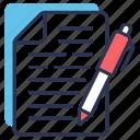 checklist, document, list, paper, planning, project