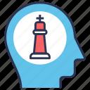 creative, creativity, head, idea, mind, strategic, thinking