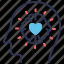 emotional, heart, intelligence, like, love, romance, romantic