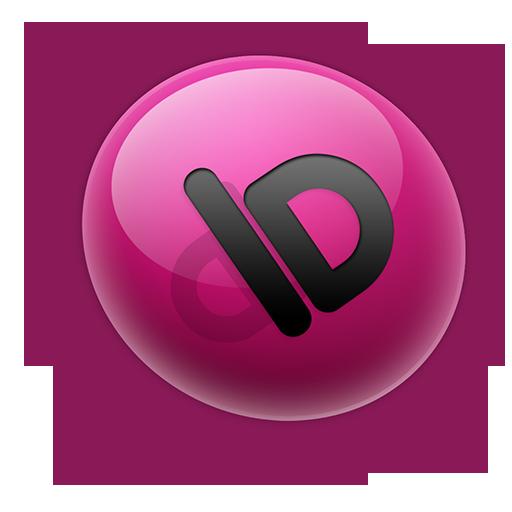 cs4, indesign icon