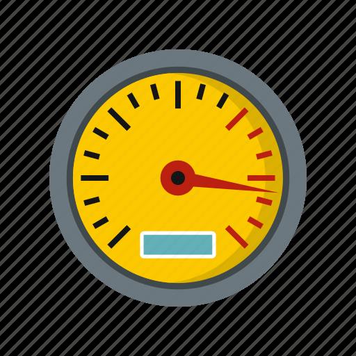 car, meter, panel, power, speed, speedometer, tachometer icon