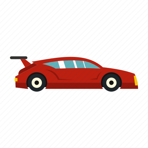 auto, car, side, speed, sport, view, wheel icon