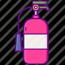 fire, extinguisher, safety