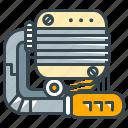 engine, motor, racing, repair, vehicle