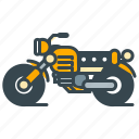 motorbike, motorcycle, racing, road, vehicle