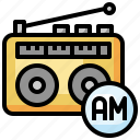 am, radio, entertainment, music