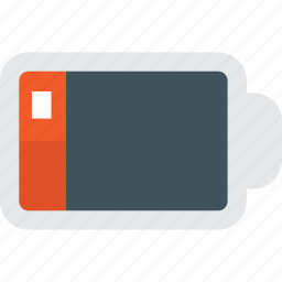 battery, charge, electric, empty, energy, light, plug icon