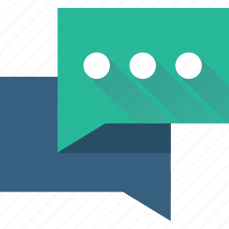 bubbles, chat, comments, connection, messages, talk, texting icon