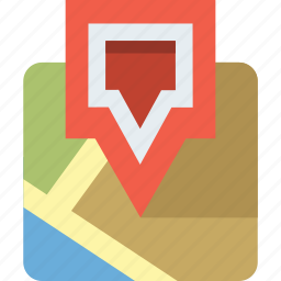 location, map, maps, marker, navigation, place, site icon