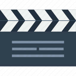 action, clip, direction, film, making, movie, movies icon