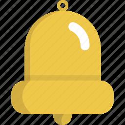 alarm, alert, attention, bell, clock, help, sound icon