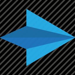 arrow, arrows, direction, navigation, next, previous, right icon