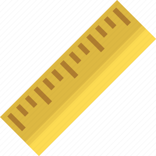 design, ruler, school, study, tools icon