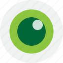 discovery, explore, eye, green, look, search, view icon