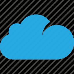 cloud, cloudy, sky, storage, weather, wind icon