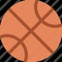 ball, basket, game, sport