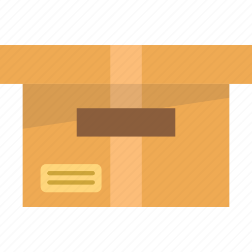 archive, box, cargo, delivery, goods icon