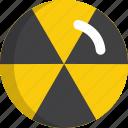 attention, burn, danger, floppy, nuclear, risk