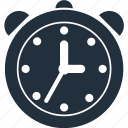 alarm, clock, event, hours, work icon