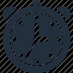 alarm, clock, event, hours, work icon