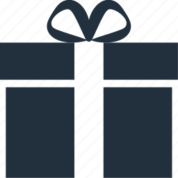 birthday, box, gift, shop, shopping icon
